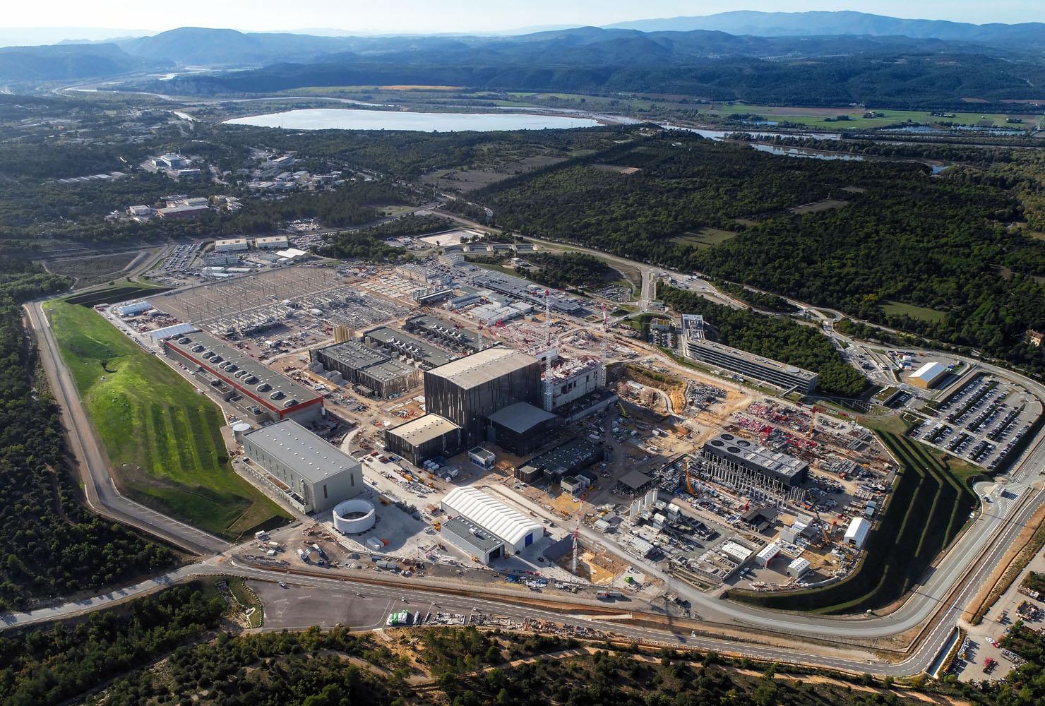 Vista general ITER 1